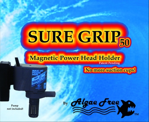Algae Free Sure Grip 50 Magnethalter