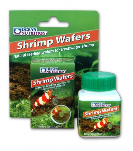 Ocean Nutrition Shrimp Wafers 15 gr