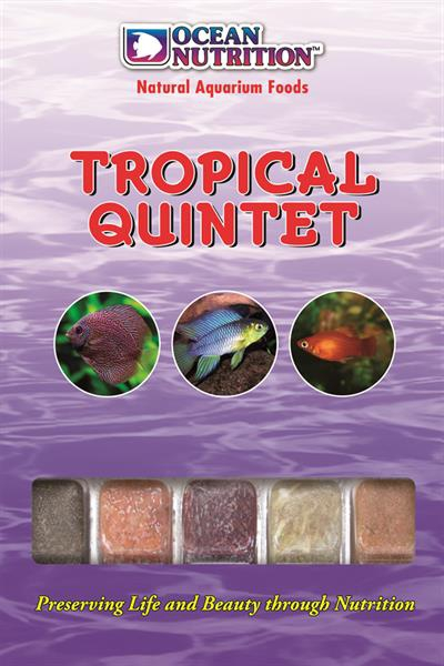 Ocean Nutrition Tropical Quintett Blister 100 gr